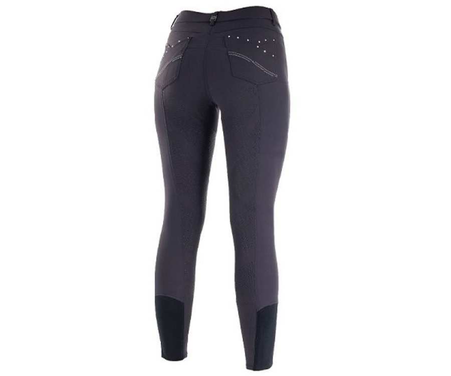 B//Vertigo Olivia Ladies' Silicone Full Seat Breeches image 1