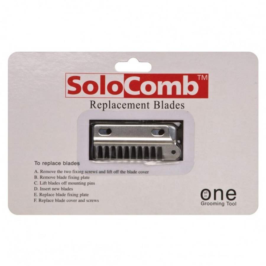 Solocomb MK11 Replacement Blades image 0