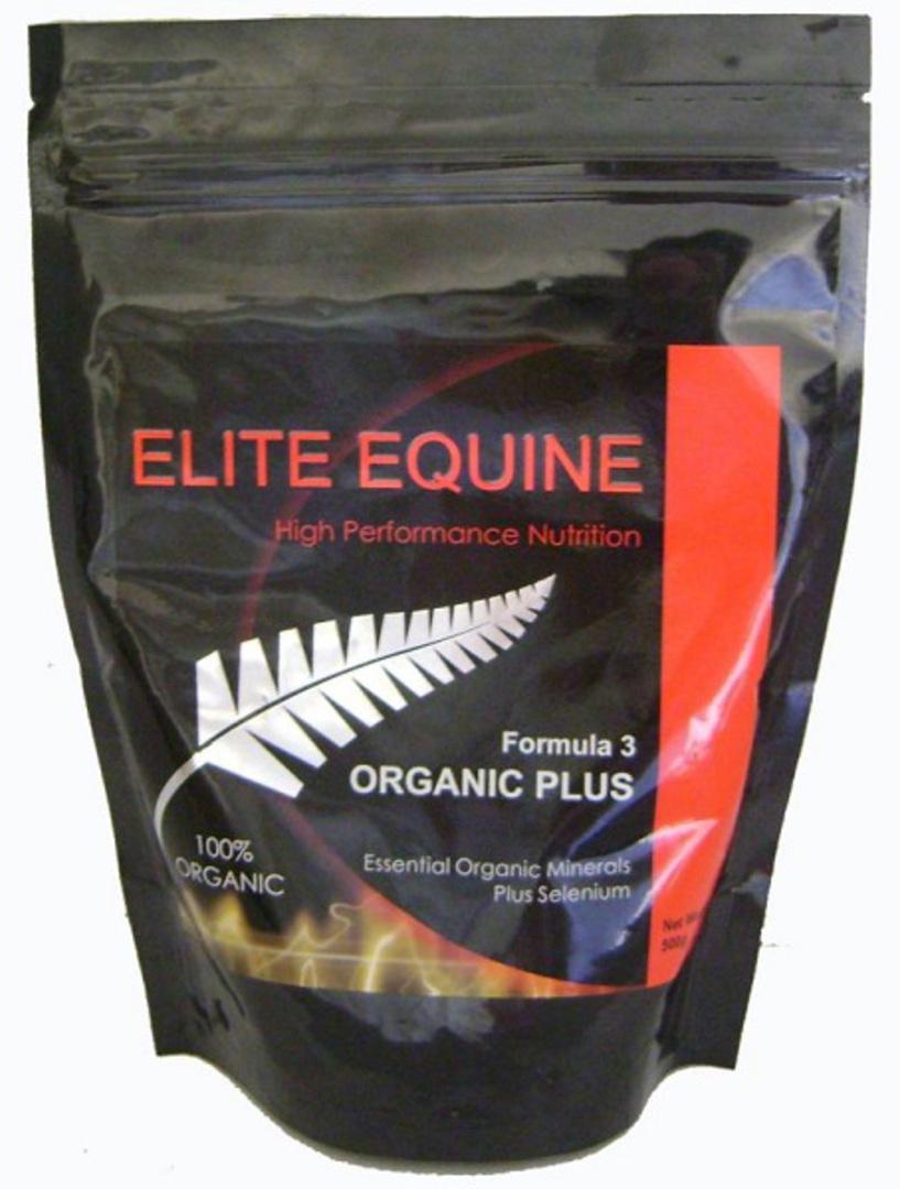 Elite Equine Organic Plus image 0