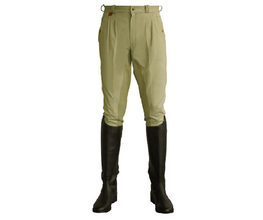 Cavallino Mens Pleated Breeches image 2