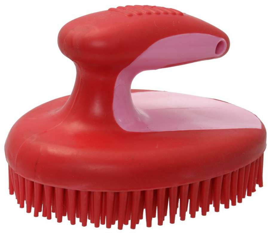 Soft Grip Groomer With Rubber Fingers image 1