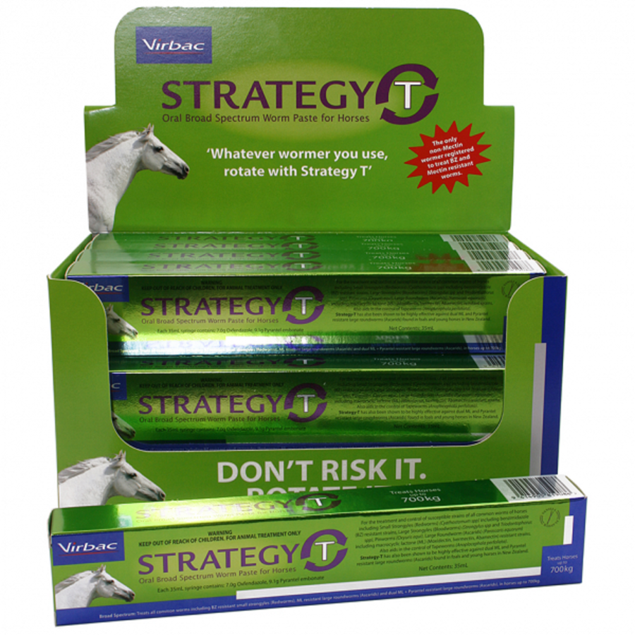 Strategy-T Worming Paste image 0
