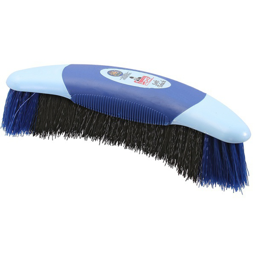 Equerry Soft Touch Boomerang Dandy Brush image 0