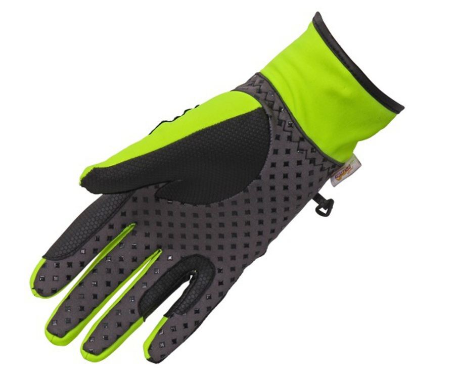 Flair Softshell Silicon Grip Riding Gloves image 3