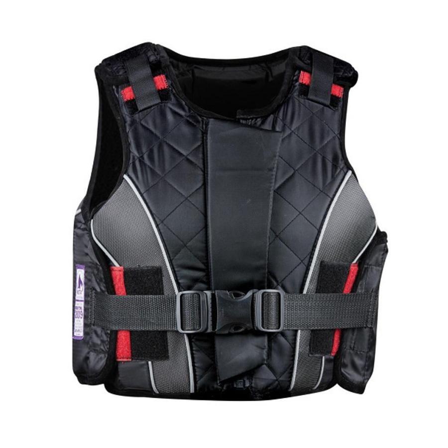 Dublin Supra Flex Zip Body Protector - Childs image 0