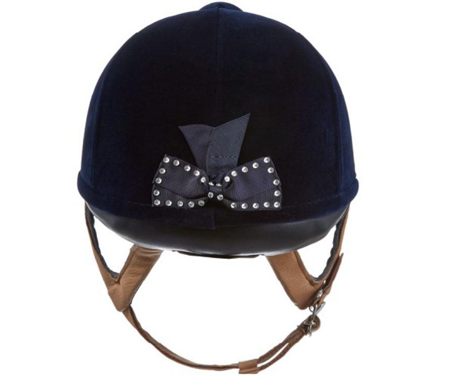 Charles Owen Crystal Bow for Helmet image 0