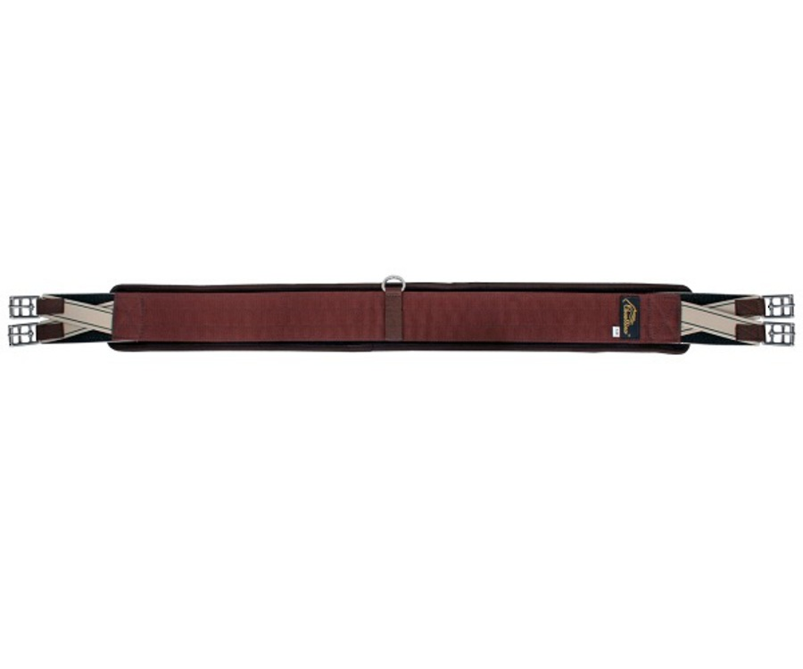 Cavallino Vented Anti Slip Straight Girth image 1