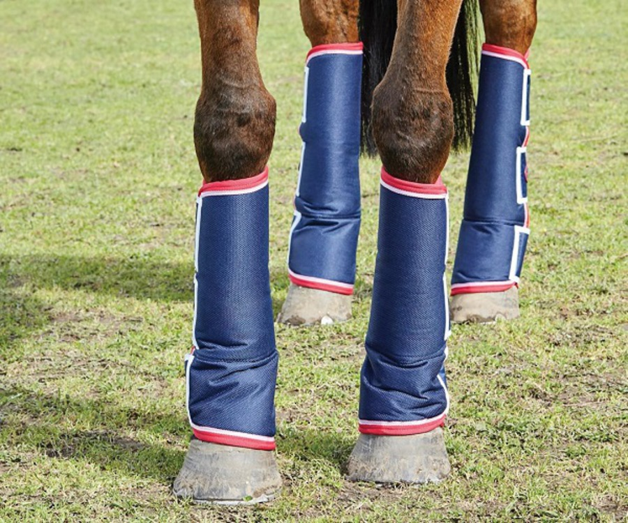 Weatherbeeta Short Wide Tab Float Boots image 0