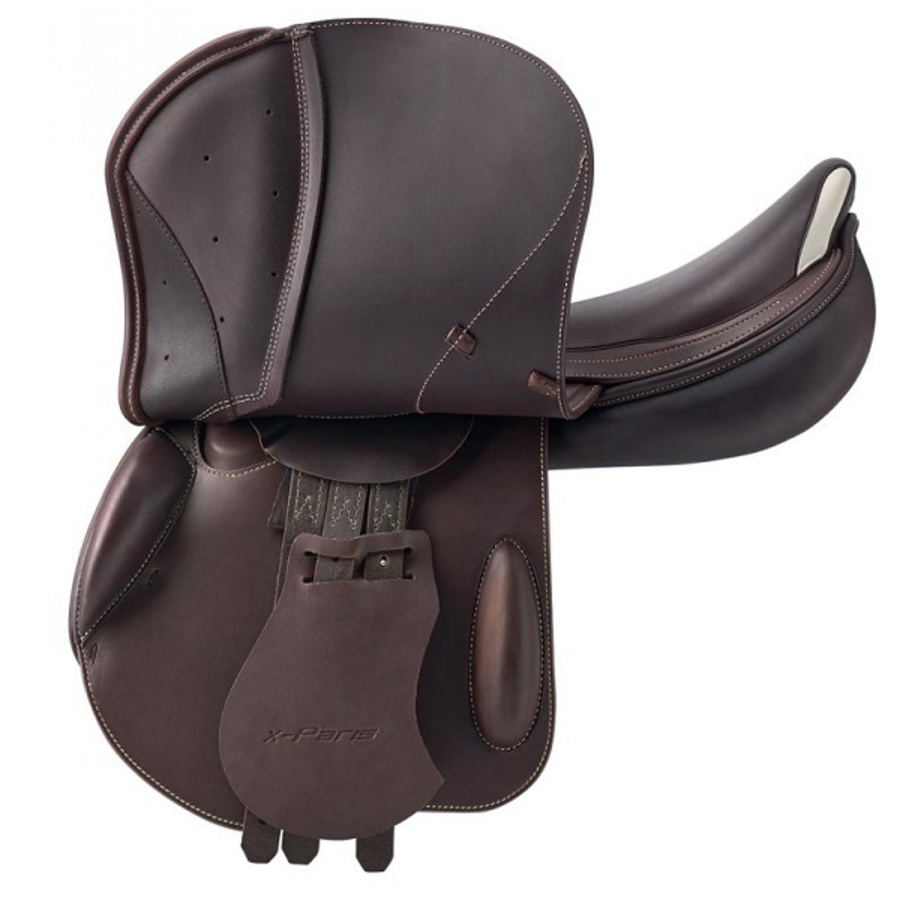 Prestige X-Paris D Jumping Saddle image 3