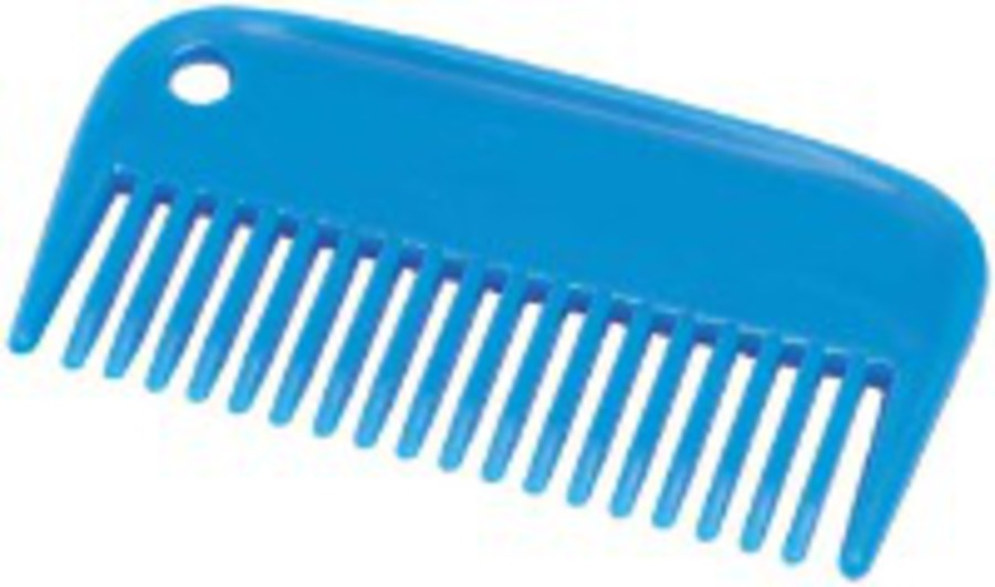 Zilco Plastic Mane Comb image 0