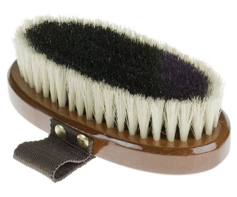 Horze Small Natural Body Brush image 1