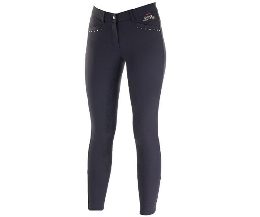 B//Vertigo Olivia Ladies' Silicone Full Seat Breeches image 0