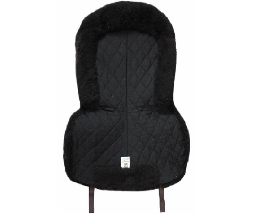 Classic Sheepskins Deluxe Half Numnah with Quilted back - Made to order image 1