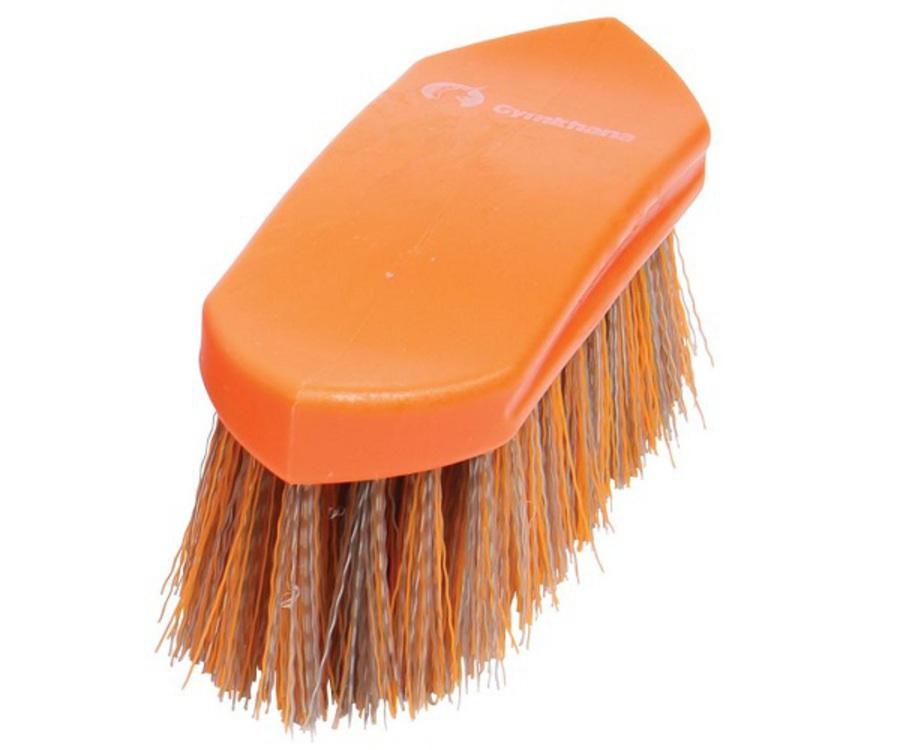 Gymkhana Plastic Back Dandy Brush - Junior image 3