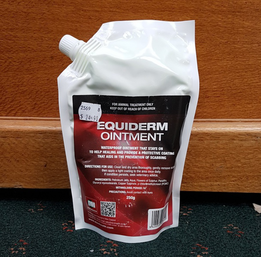 Equiderm Ointment-Dom 250g image 0