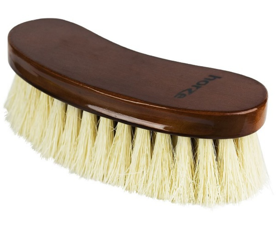 Horze Natural Dust Brush image 0
