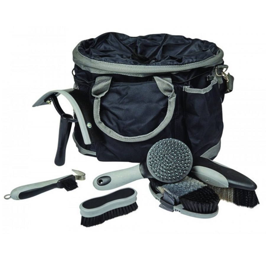 Roma Deluxe Grooming Bag 6 Piece image 2