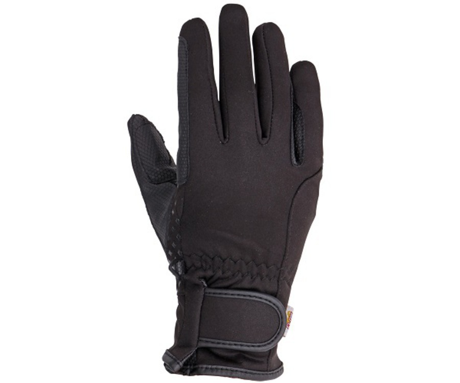 Flair Softshell Silicon Grip Riding Gloves image 0