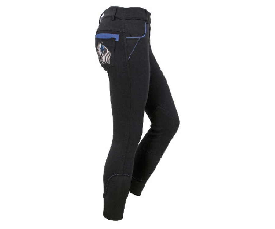 Polka Ponies Knit Breeches image 4
