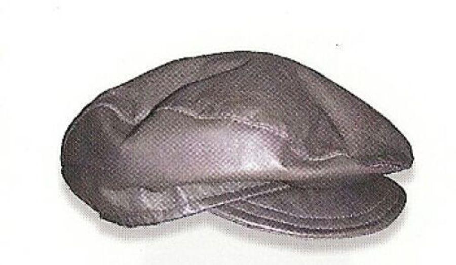 Selke Leather Deerskin Cheesecutter image 0