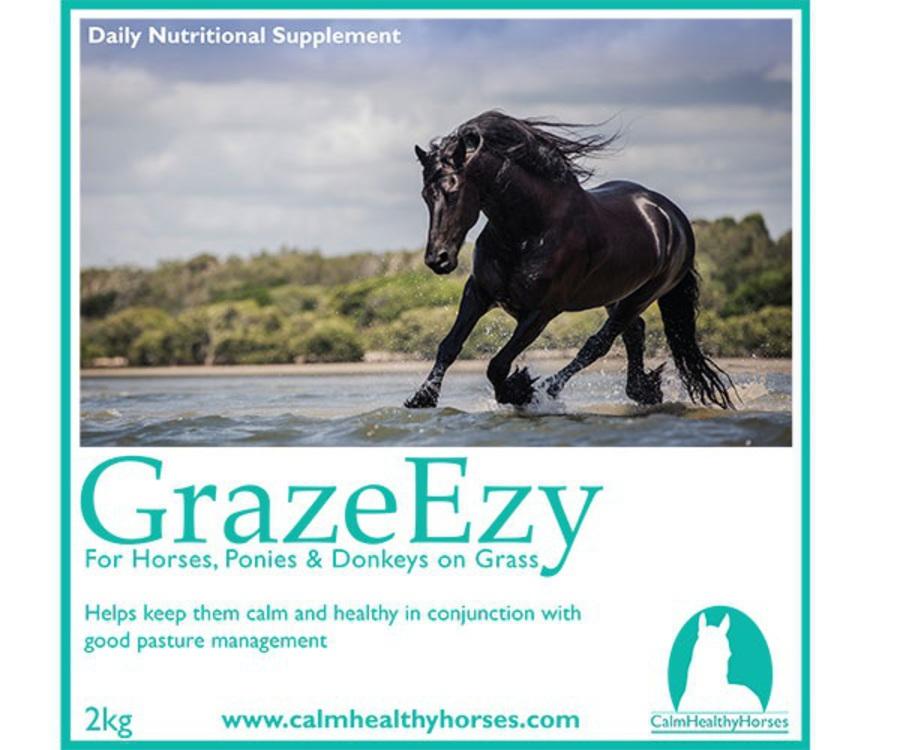 Calm Healthy Horses - GrazeEzy image 0