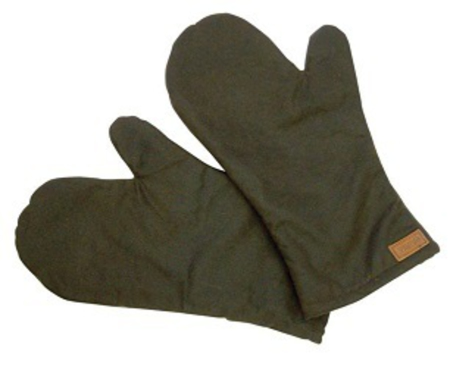 Outback Oilskin Mittens-2001 image 0
