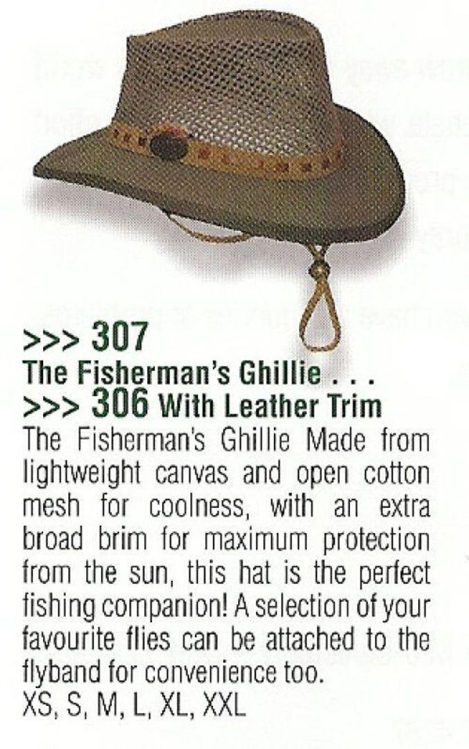 Selke Fishermans Ghillie image 0