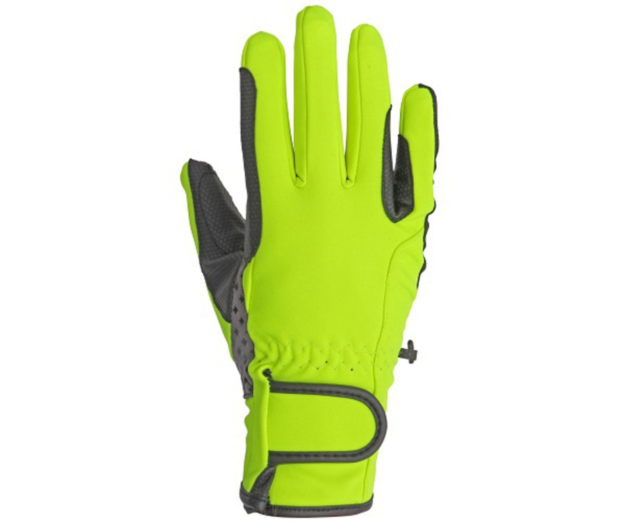 Flair Softshell Silicon Grip Riding Gloves image 2