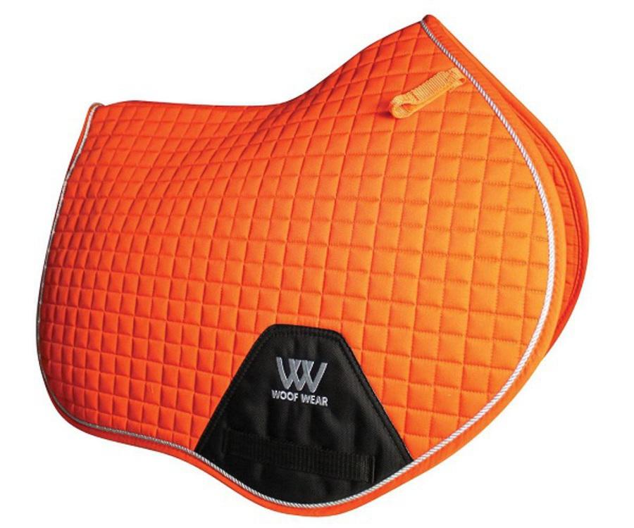 Woof Wear Close Contact Saddlecloth - Colour Fusion image 1