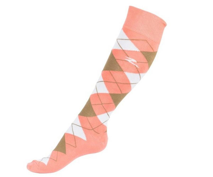Horze Alana Checked Summer Socks image 3