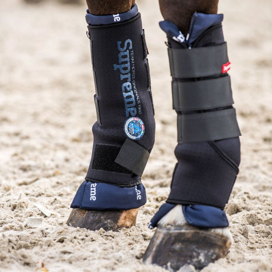 Horze Supreme Stable Boots Pro Front image 0