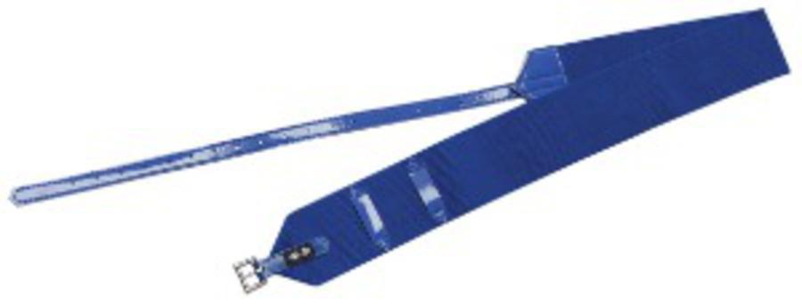 Zilco Single Elastic Surcingle-100cm image 0