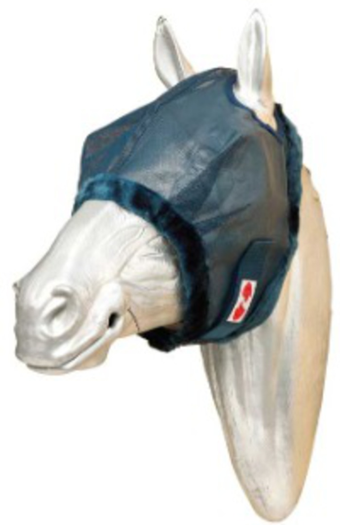 Zilco Fly Mask -With Fleece Trim image 0