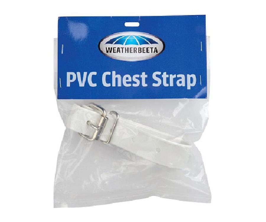 Weatherbeeta PVC Chest Strap image 0