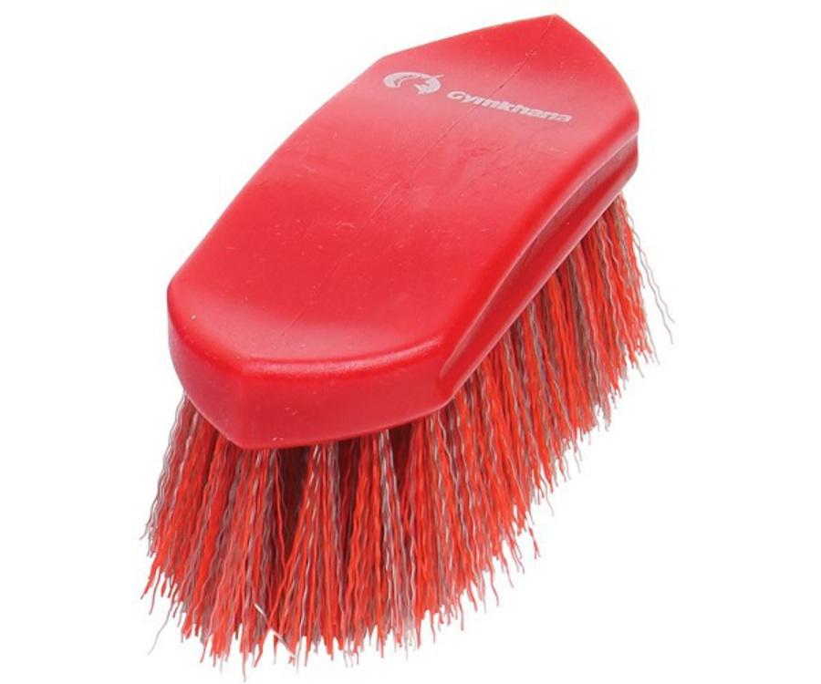 Gymkhana Plastic Back Dandy Brush - Junior image 1