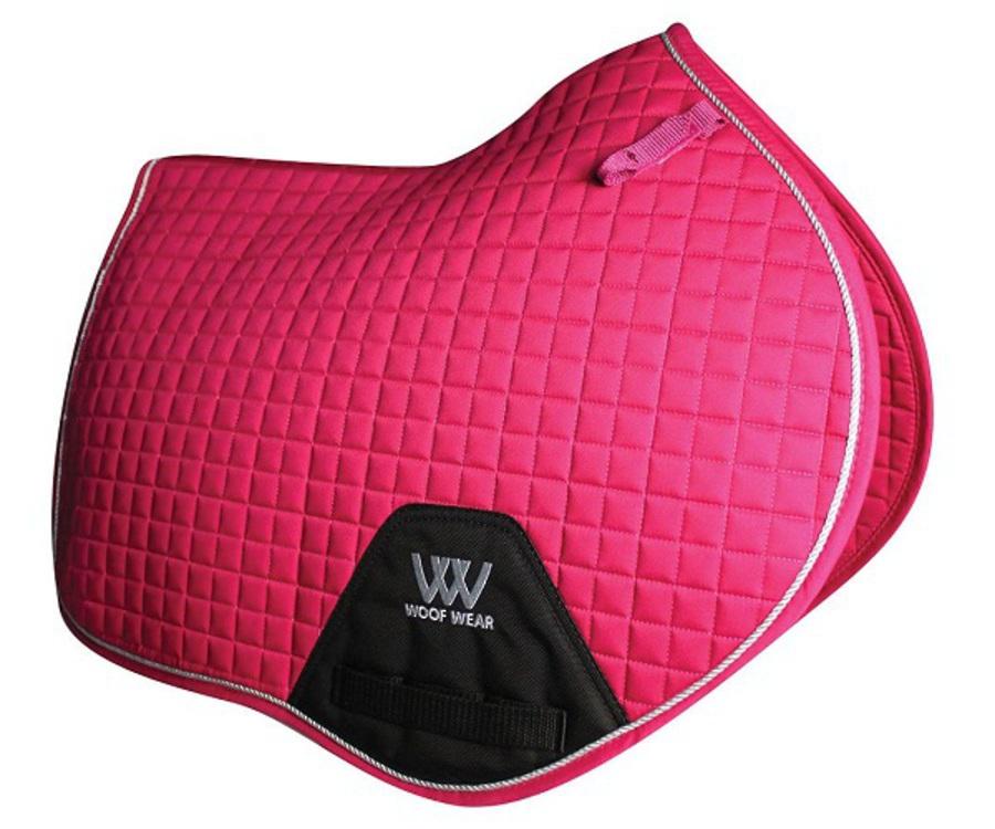 Woof Wear Close Contact Saddlecloth - Colour Fusion image 3