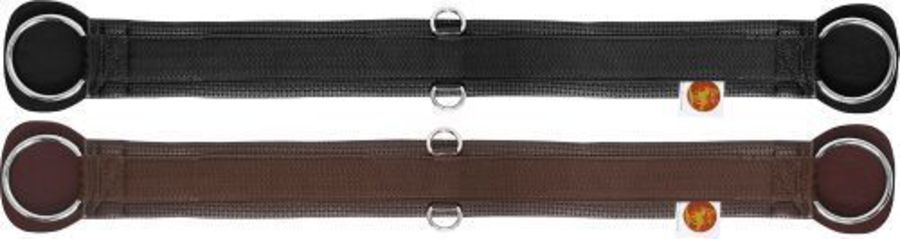 Flair Anti Gall Western Girth - Rings image 0
