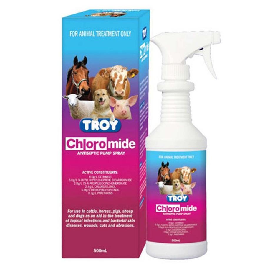 Chloromide Antiseptic Spray image 0