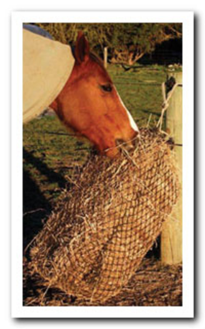 Whole -Bale Hay -Saver image 1