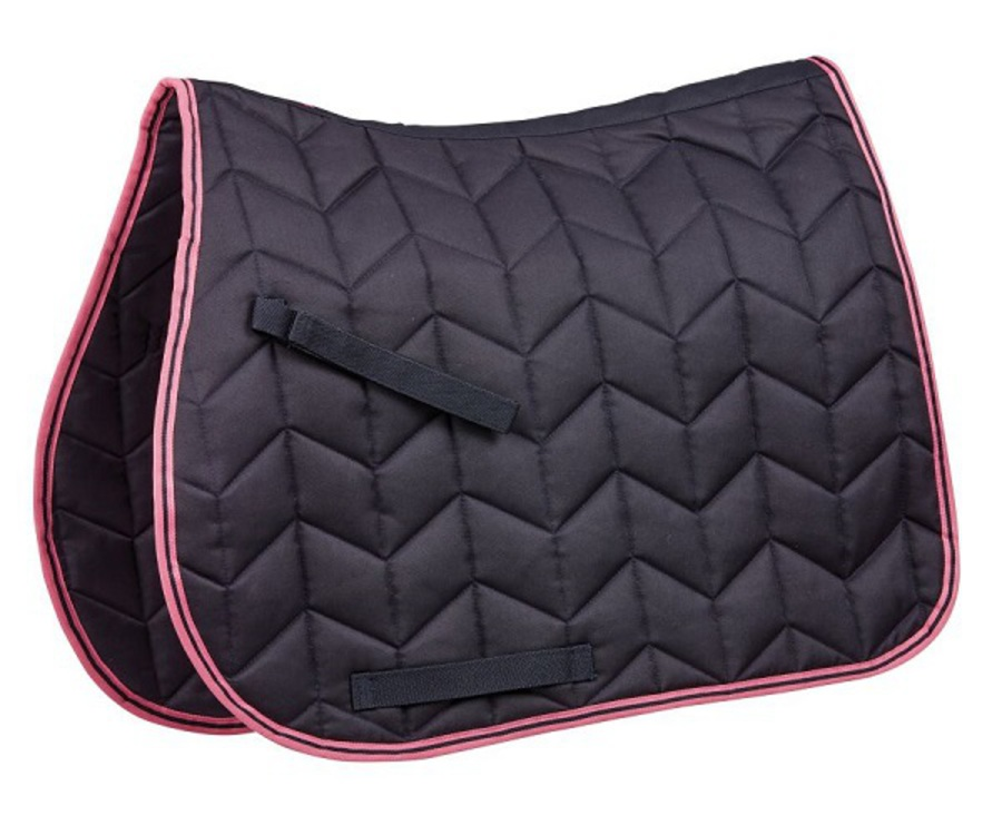 Saxon Element Quilted All Purpose Saddle Pad image 1