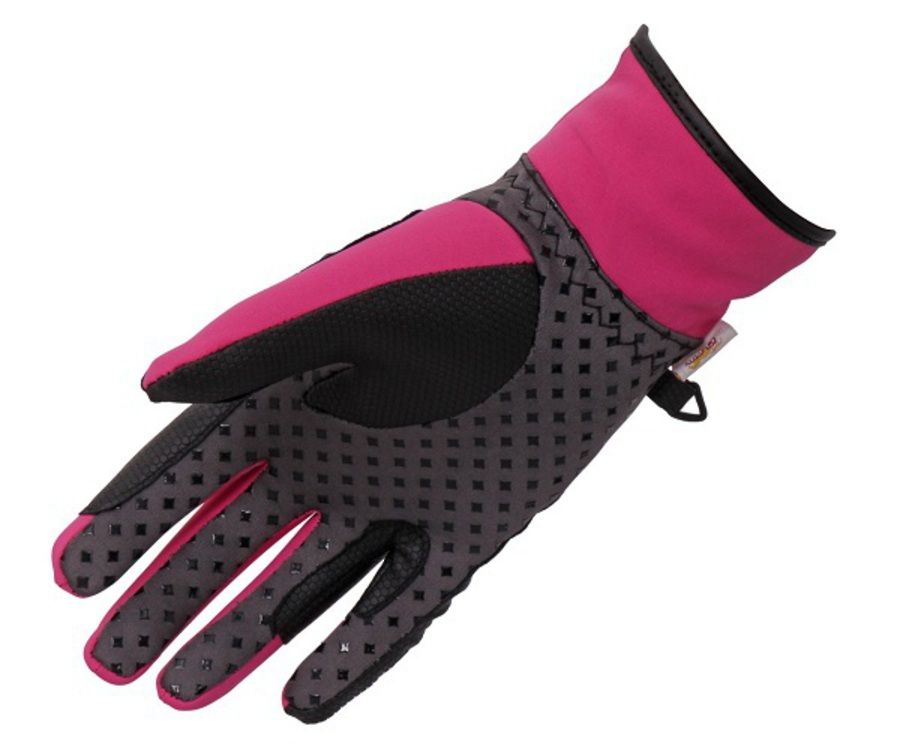 Flair Softshell Silicon Grip Riding Gloves image 5