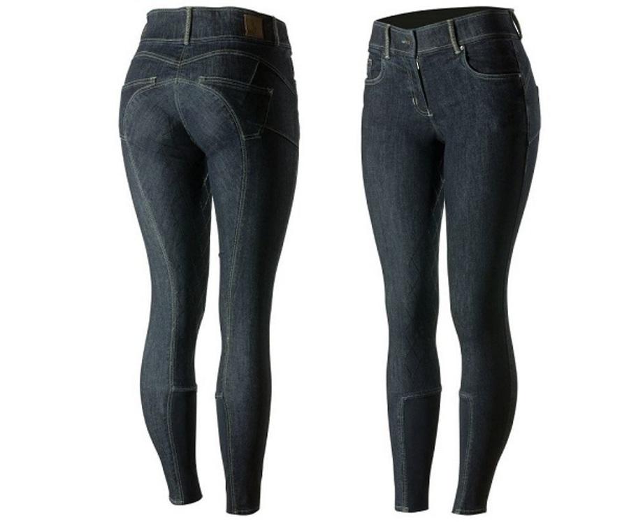 Horze Victoria Women's Denim Breeches image 0