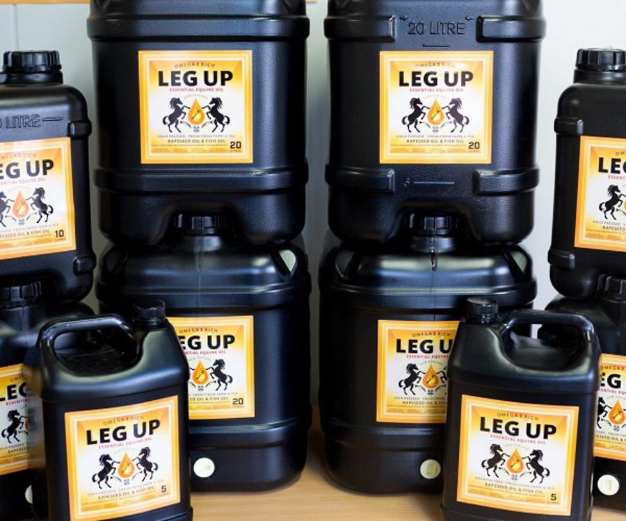 Leg Up Equine Performance Oil image 0