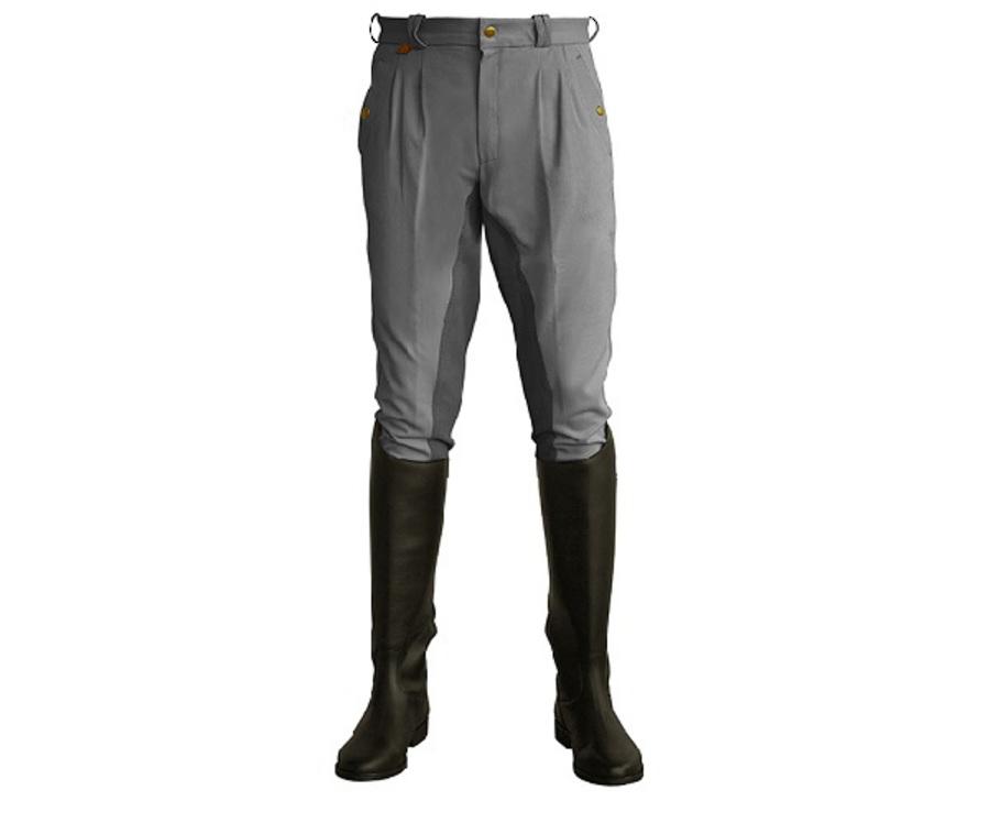 Cavallino Mens Pleated Breeches image 3