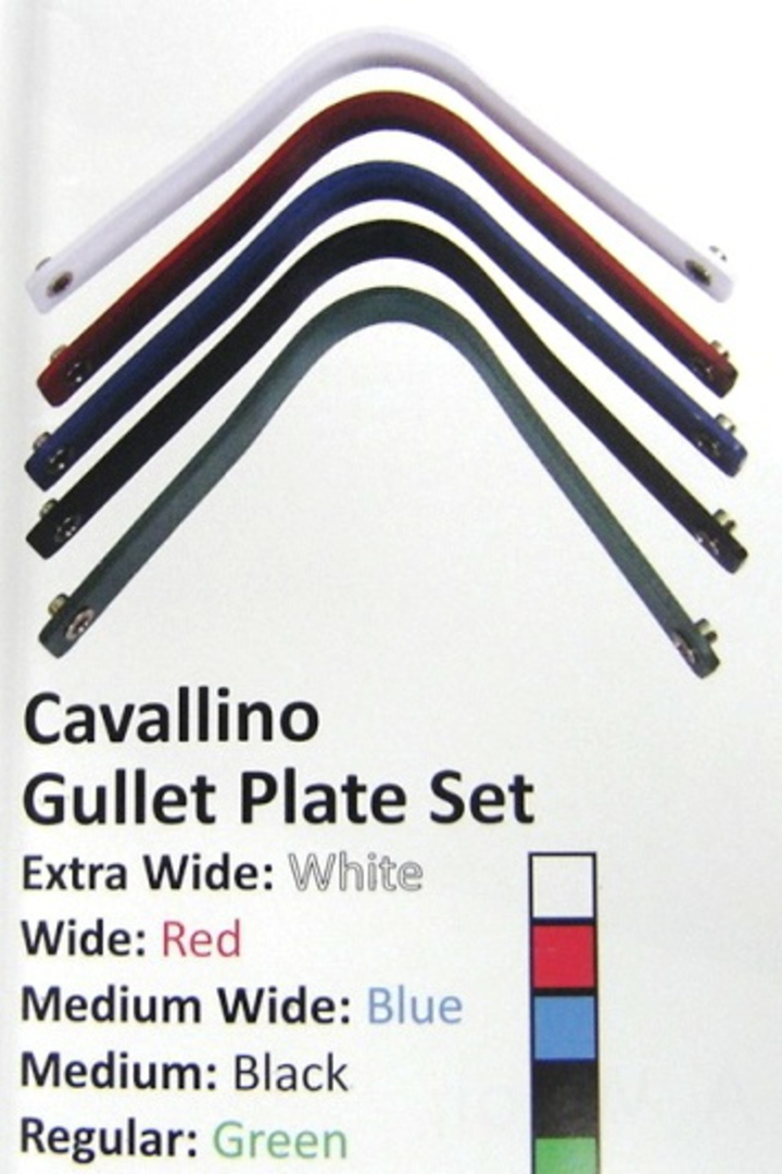 Cavallino Gullet Plate image 0
