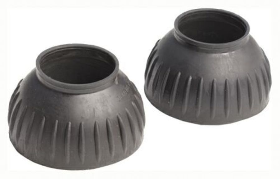Zilco Ribbed Bell Boots image 0