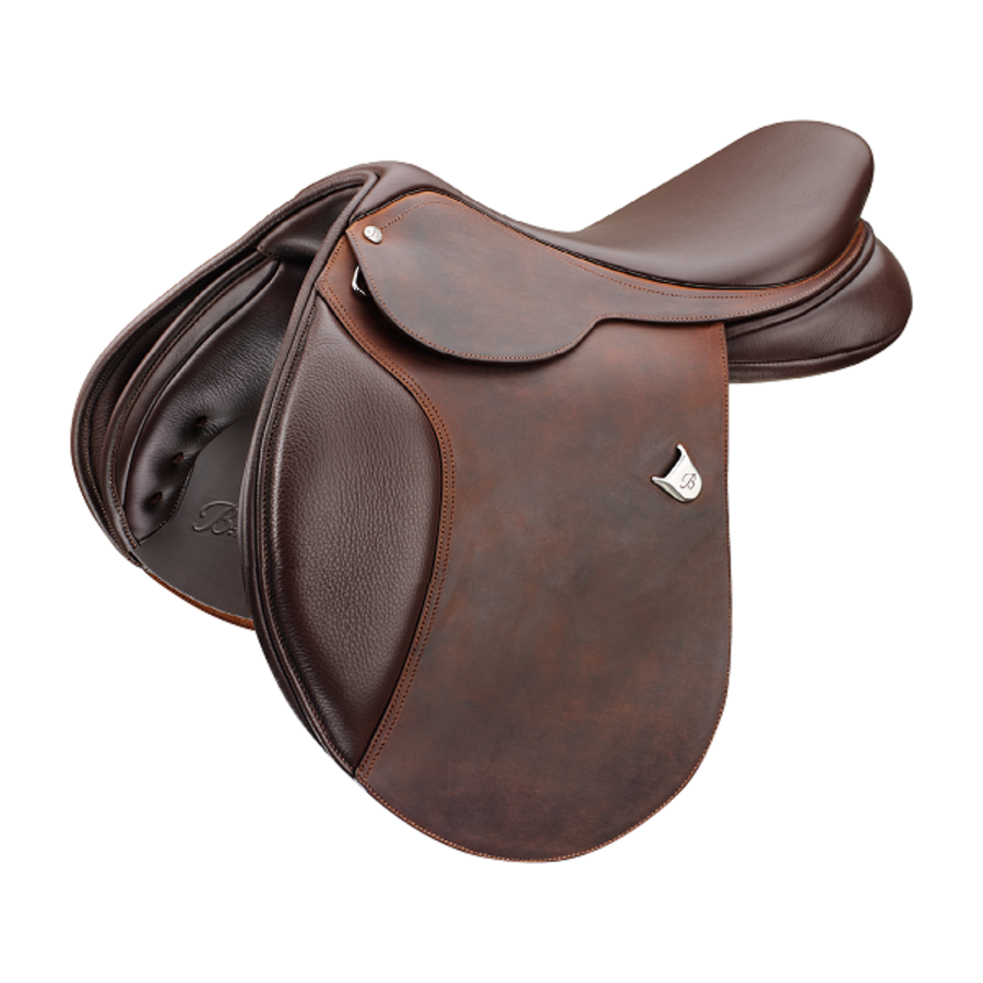 Bates Caprilli Close Contact with Heritage leather - Hart image 1