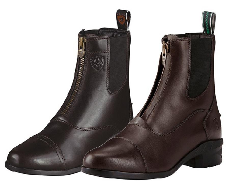 Ariat Women's Heritage IV Zip Paddock Boots image 0