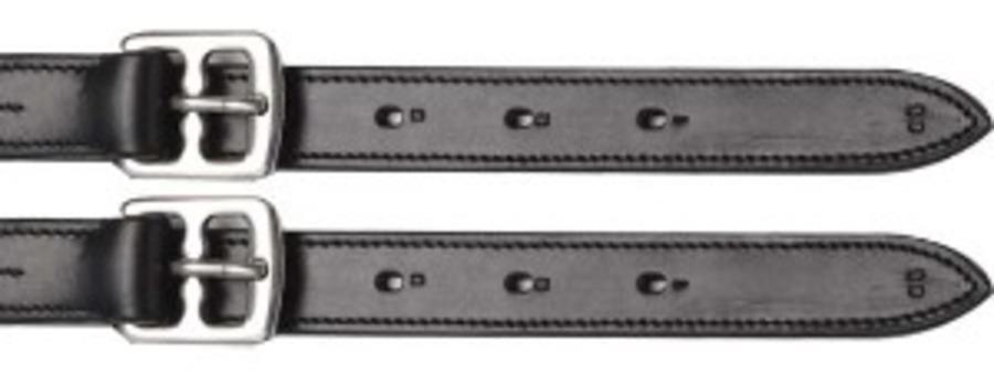 Aintree Stirrup Leathers - stitched image 0