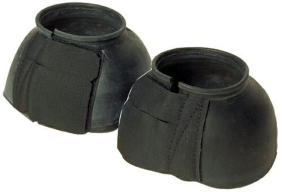 Zilco Smooth Bell Boot with Velcro image 0